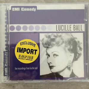 LUCILLE BALL: Live Recordings ( CD EMI 5 395 14 2 / Mono / OVP)