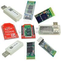 HC-05 HC-06 USB Bee Wireless Bluetooth RF Transceiver Serial RS232 TTL Arduino