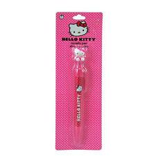 Pen Sanrio Hello Kitty Click Ball Pen Pink with Black Polkadots New