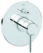 GROHE 19459001 Atrio Single-Lever Bath and Shower Mixer Trim NEW