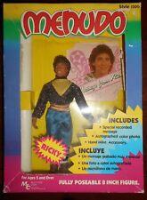 """VINTAGE 1983 MENUDO 8"""" FIGURE DOLL...NRFB"""