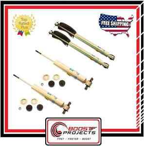 Bilstein for Chevrolet / GMC Shock Absorbers Front & Rear 24-062107 / 24-067379