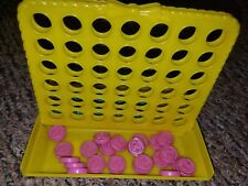 Vintage Connect 4-discs In A Line Board Games Children Fun Easter edition