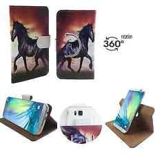 Sony Ericsson Xperia Arc S Handy Hülle Tasche Schutzhülle - 360° XS Pferd