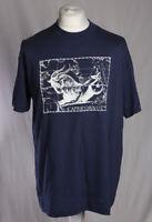 Capricorn Zodiac Vintage Screen Stars Rare Single Stitch T Shirt Size XL VGC!