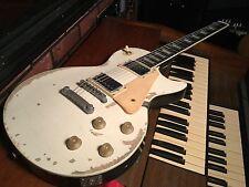Relic Custom Les Paul Electric Guitar Double Humbucker Pickups Road Aged Worn