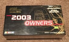 NEW 2003 Team Calibur Owners Series 21 Ricky Rudd 1:24 Die-Cast Limited to 1,200