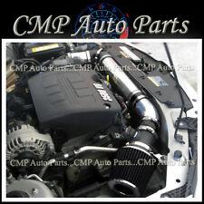 BLACK AIR INTAKE KIT FIT 2005-2010 PONTIAC G6 MAXX, SS, LS 3.5 3.5L ENGINE