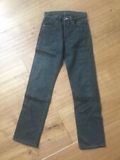 LEVI`S Red Tab Original 501 Jeans Khaki Grün W 28 L 34 gut erhalten
