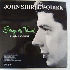 vinyl lp record JOHN SHIRLEY-QUIRK songs of travel, Vaughan Williams XID 5211