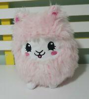 Pikmi Pops Jumbo Llama Plush Pink Stuffed Animal 22CM TALL