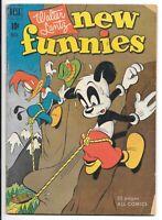 New Funnies #177 (November 1951, Dell Publishings)