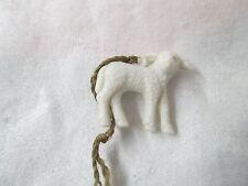 Vintage plastic prize Lamb Sheep