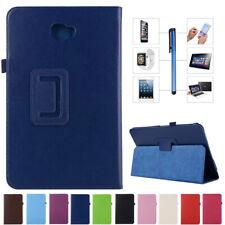 """Para Samsung Galaxy Tab 4 3 7"""" 8"""" 10.1"""" comprimido de cuero PU con Soporte Folio funda"""