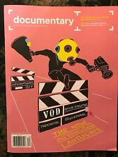 documentary Magazine Winter 2017 International DIY VOD Pitch Forums...NEW