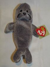 Ty Beanie Baby Slippery - Seal - Retired w/ Errors - Gasport