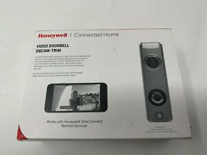 Honeywell Video Doorbell DBCAM-TRIM Silver A6