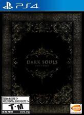 Dark Souls Trilogy Sony PlayStation 4 Remastered II III Fire Fades Steelbook