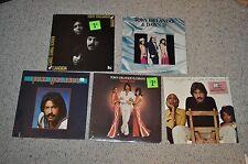 5 Vintage TONY ORLANDO & DAWN  sealed RECORD ALBUMS KNOCK 3 X pRIME TIME +  USA