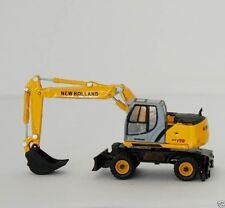 Construction Vehicles Scale 1:87 - New Holland WE170 excavator - MAQ004