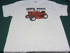 WHEEL HORSE COMMANDO 8 tee shirt