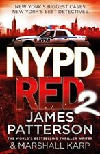NYPD Red 2 by Patterson, James 1780890273 The Cheap Fast Free Post