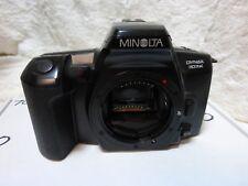 MINOLTA vintage CAMERA dynax 303si  body only