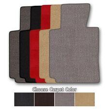 BMW Vehicles 4 Pc Carpet Floor Mat Set - Choice of Color