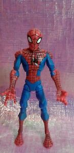 2008 Marvel Spiderman Articulated Action Figure 6 Inch C-022E Hasbro