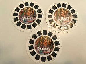 View-master Discovery Channel Nature Bugs into the Insect World 3 reels