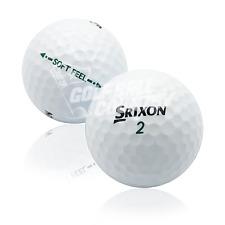 24 Srixon Soft Feel Near Mint AAAA Used Golf Balls