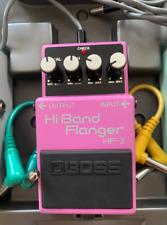 BOSS High Band Flanger HF2