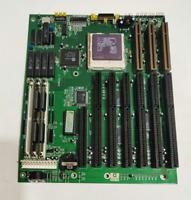 Green Mainboard G486UVL + Am486 DX2 66 MHz + 8 MB RAM