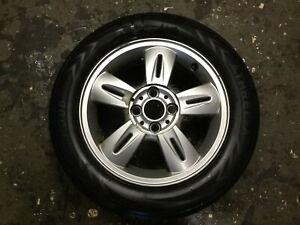 "BMW Mini Cooper One S 15"" R93 5 Spoke Star Rocket Alloy Wheel Tyre R50 R52 R53 6"