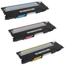 Comp For Samsung CLP-315 (CLP315) Set of 3 Laser Toner Cartridges