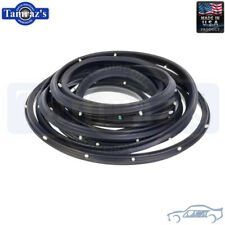 65-66 B Body Front Door Weatherstrip Seals 4 Door Sedan & Wagon SoffSeal