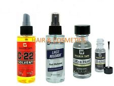 Walker Tape C-22 Solvent-Ultra Hold Glue-Different Size Available-Free UK Post!!