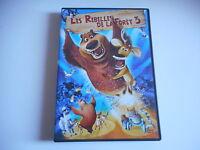 DVD - LES REBELLES DE LA FORET 3 - Zone 2