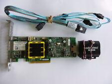 Adaptec ASR-5405Z SAS/SATA RAID Controller PN TCA-00304-05-C + BBU + Cable