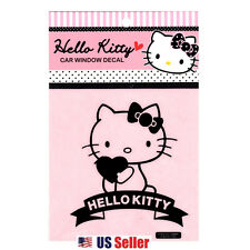 Hello Kitty Car Window Decal Sticker (Car Accessory) : Classic