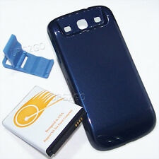 New Extended 7500mAh Battery For Verizon Samsung Galaxy S3 SCH-i535 Cover Brcket