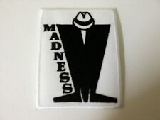 PUNK ROCK METAL MUSIC SEW ON / IRON ON PATCH:- MADNESS SKA TWO TONE RUDE BOY