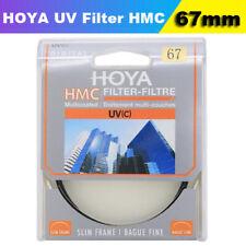 Hoya HMC UV 67mm Filter Slim Frame Digital Multicoated For Camera Lens