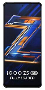 iQOO Z5 5G 128GB 8GB RAM 64+8+2MP Camera Dual Sim Google play Unlocked Phone