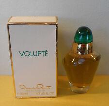 Oscar De La Renta VOLUPTE Eau de Toilette Perfume Spray 1.7 Oz 95% Full-w Box