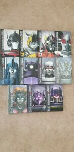 Transformers IDW Phase Two Hardcover Collection LOT Volume 1-12 New