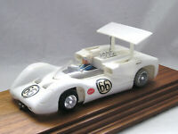 COX CHAPARRAL 2E RTR 1/24 SLOT CAR JIM HALL #66 WORKING WING COMPLETE