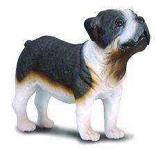 Bulldogge Bull Dog 7 cm Hunde und Katzen Collecta 88179