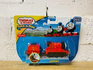 James - Thomas & Friends Take n Play Take Along Diecast Trains BIGGEST RANGE New