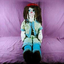 ee Large Life Size Cloth Doll Georgia Charuhas
